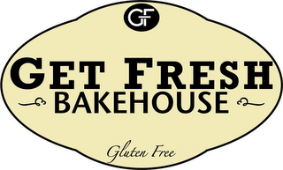 mark for GET FRESH BAKEHOUSE GLUTEN FREE GF, trademark #85649543