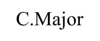 mark for C.MAJOR, trademark #85649724