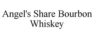 mark for ANGEL'S SHARE BOURBON WHISKEY, trademark #85649850