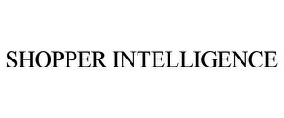mark for SHOPPER INTELLIGENCE, trademark #85649936