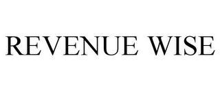 mark for REVENUE WISE, trademark #85650106