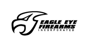 mark for EAGLE EYE FIREARMS INCORPORATED, trademark #85650166