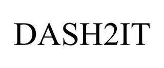 mark for DASH2IT, trademark #85650182