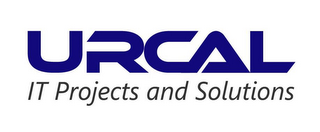 mark for URCAL IT PROJECTS AND SOLUTIONS, trademark #85650264