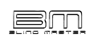 mark for BM BLING MASTER, trademark #85650460