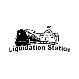 mark for LIQUIDATION STATION, trademark #85650463