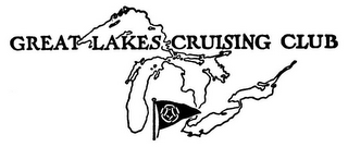mark for GREAT LAKES CRUISING CLUB, trademark #85650565