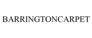 mark for BARRINGTONCARPET, trademark #85650638