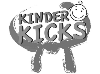 mark for KINDER KICKS, trademark #85650919