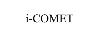 mark for I-COMET, trademark #85650982