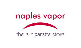 mark for NAPLES VAPOR THE E-CIGARETTE STORE, trademark #85651266