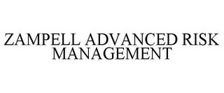 mark for ZAMPELL ADVANCED RISK MANAGEMENT, trademark #85651301