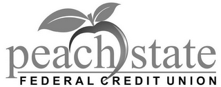 mark for PEACH STATE FEDERAL CREDIT UNION, trademark #85651363