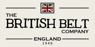 mark for THE BRITISH BELT COMPANY ENGLAND 1 9 4 6, trademark #85651666