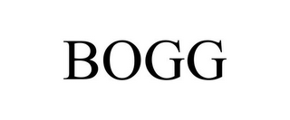 mark for BOGG, trademark #85651812