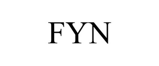 mark for FYN, trademark #85651939