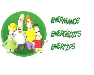 mark for ENERMANOS ENERGEDITS ENERTIPS, trademark #85652134
