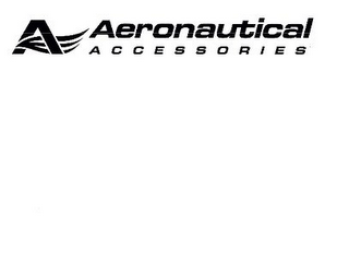 mark for A AERONAUTICAL ACCESSORIES, trademark #85652162