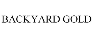 mark for BACKYARD GOLD, trademark #85652249