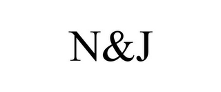 mark for N&J, trademark #85652314