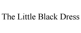 mark for THE LITTLE BLACK DRESS, trademark #85652758