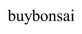 mark for BUYBONSAI, trademark #85652763