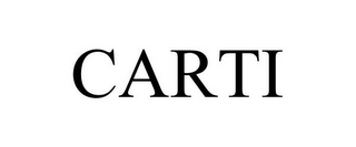mark for CARTI, trademark #85652817