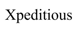 mark for XPEDITIOUS, trademark #85653017