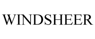 mark for WINDSHEER, trademark #85653043
