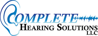 mark for COMPLETE HEARING SOLUTIONS LLC, trademark #85653104