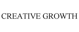 mark for CREATIVE GROWTH, trademark #85653336