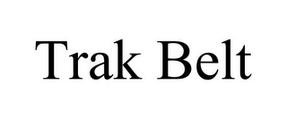 mark for TRAK BELT, trademark #85653619