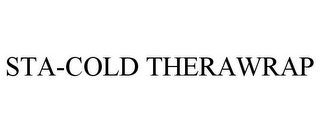 mark for STA-COLD THERAWRAP, trademark #85653768