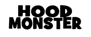 mark for HOOD MONSTER, trademark #85653957