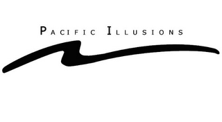 mark for PACIFIC ILLUSIONS, trademark #85654655