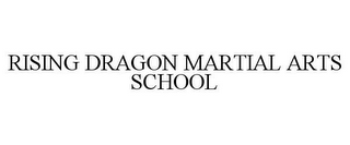 mark for RISING DRAGON MARTIAL ARTS SCHOOL, trademark #85654933