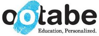 mark for OOTABE EDUCATION PERSONALIZED, trademark #85654936