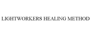 mark for LIGHTWORKERS HEALING METHOD, trademark #85655041
