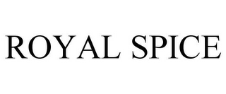 mark for ROYAL SPICE, trademark #85655198
