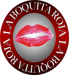 mark for .LA BOQUITA ROJA .LA BOQUITA ROJA, trademark #85655342