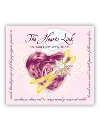 mark for THE HEARTS LINK ANNABEL JOY WYNDHAM A SACRED METHODOLOGY FOR DEVELOPING YOUR MEDIUM CHANNEL TO CONSCIOUSLY CONNECT WITH LOVED ONES AND INSTILL PEACE FOLLOWING LOSS, trademark #85655611