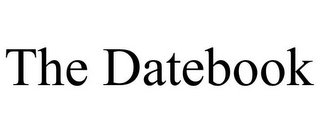 mark for THE DATEBOOK, trademark #85656122