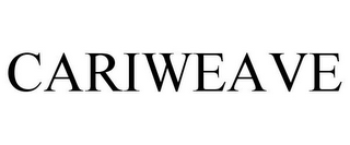 mark for CARIWEAVE, trademark #85656174