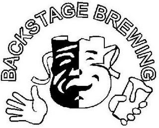 mark for BACKSTAGE BREWING, trademark #85656284