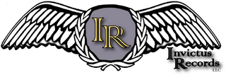 mark for IR INVICTUS RECORDS LLC, trademark #85656297