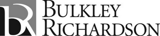 mark for BR BULKLEY RICHARDSON, trademark #85656583