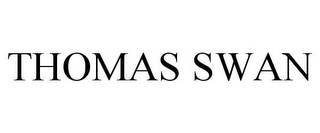 mark for THOMAS SWAN, trademark #85656599