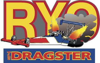 mark for RYO THE DRAGSTER, trademark #85656743