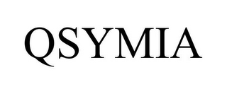 mark for QSYMIA, trademark #85656775