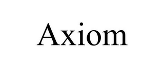 mark for AXIOM, trademark #85656782